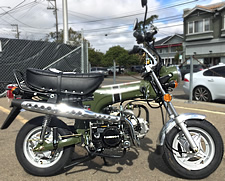 """CARB Approved 2020 Amigo """"Rocky-125"""" 125cc Street Bike Motorcycle Air Cooling, Manual 4 Speed with clutch, Disc Brake, Dual Shocks, 55 MPH, 95% Assembled. Free shipping to your door. Free DOT approved helmet. 1 year bumper to bumper warranty."""