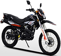 "BMS Enduro 250 CRP Dual Sport 250cc Enduro Bike Motorcycle Light Weight/Durable/Responsive, Air Cooled, Manual 5 Speed, Dual Disc Brakes, Inverted Forks, 21""/18"" Big Street Tires. Free shipping to your door. Free helmet. 1 year warranty."